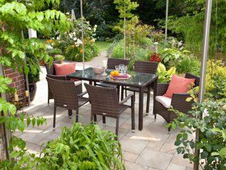 Techonorattan w ogrodzie - poznaj jego wady i zalety
