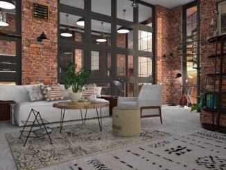 Mieszkanie w stylu industrialnym - czym się wyróżnia